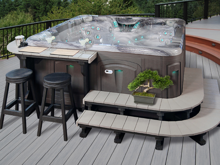 Hot Tub Jacuzzi Clearwater Spa Services Repair